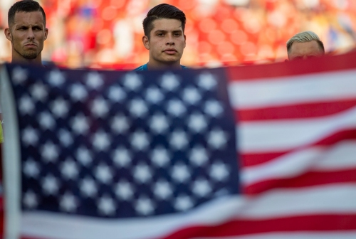 Jesse Gonzalez Called to US National Team for March friendlies