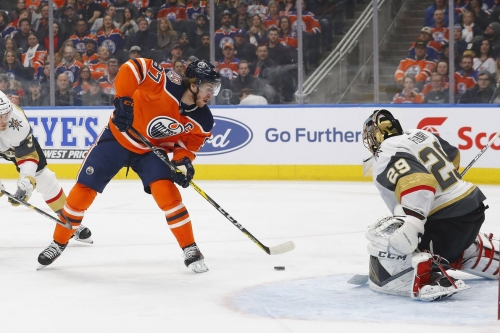Gameday: Golden Knights welcome the Connor McDavid show to Las Vegas