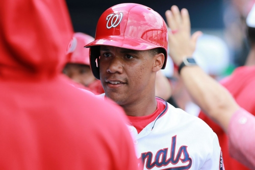 Washington Nationals 10-5 over New York Mets: Juan Soto keeps bashing...