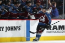 Tyson Barrie and Philipp Grubauer steer Avalanche to victory over Devils