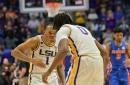 LSU a 3 seed, playing in East Region vs. Yale