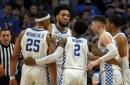 Kentucky earns 2 seed in Midwest Region