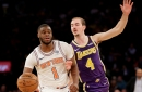 Alex Caruso has been a bright spot in Lakers' rough patch