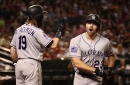 Rockies catchers Tony Wolters, Tom Murphy and Chris Iannetta battling for 2 spots