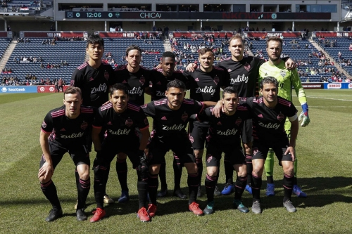 Seattle Sounders vs. Chicago Fire: community player ratings form