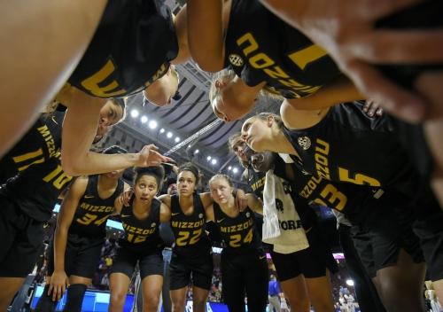 Mizzou awaits fate in NCAA women's bracket