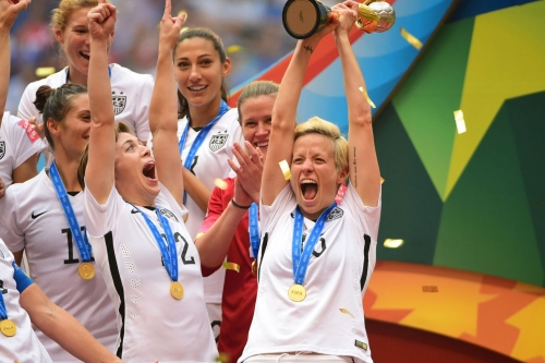 Rantz Wears the Pants: Stop asking why the USWNT deserves equal pay