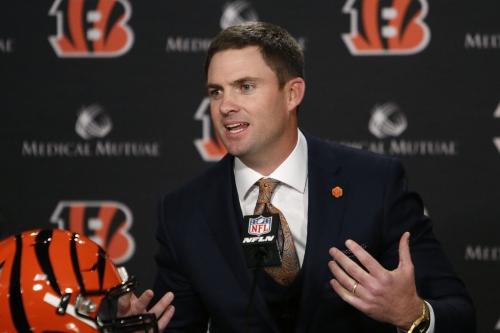 Bengals News (3/18): Odds are not in Cincinnati's favor