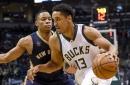 Report: Milwaukee Bucks Waive Christian Wood, Sign Tim Frazier