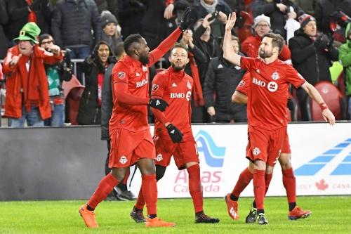 Rate the Reds: Toronto FC 3-2 New England Revolution