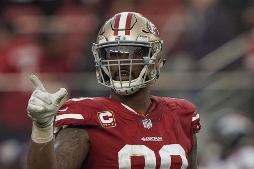 49ers currently have the third most cap space in the NFL