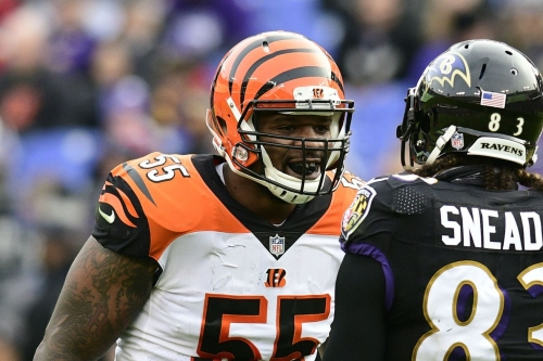 Bengals cut Vontaze Burfict after trying to trade him