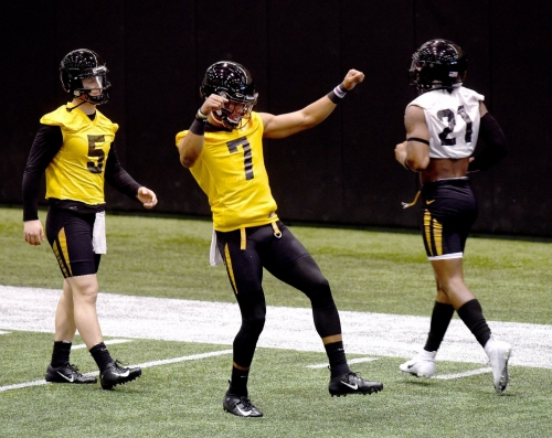 Matter on Mizzou: Bryant stands out at spring's midway point
