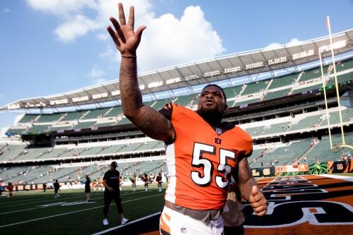 Cincinnati Bengals cut linebacker Vontaze Burfict after seven seasons