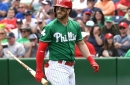You shouldn't be worried about Bryce Harper's hitless spring