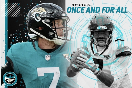 The Jaguars need to go overboard to fix the QB position