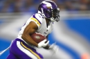 Vikings re-sign RB Ameer Abdullah, guard Tom Compton signs with Jets