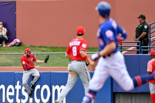 Nationals beat Mets, 6-5, drop 7-1 decision to Marlins in split-squad Grapefruit League action