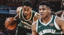 Giannis Antetokounmpo's tweet about Christian Wood less than a day before he gets cut by the Bucks