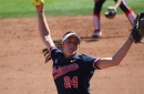 3 up, 3 down in Arizona softball's sweep of Oregon
