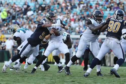 Blake Bortles will sign with Rams