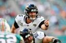 Rams sign former Jaguars QB Blake Bortles as backup to Jared Goff