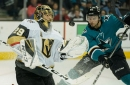 Golden Knights at Sharks: Lines, gamethread, and where to watch