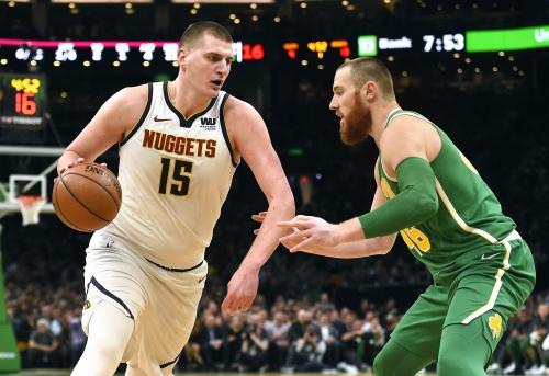 Nuggets clinch first postseason berth since 2012-'13 in Isaiah Thomas' return to Boston