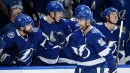 Lightning clinch Presidents' Trophy with win over Coyotes
