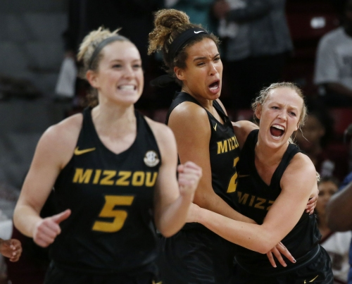 MU women get No. 7 seed in NCAA tourney but see positives