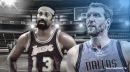 Mavs' Dirk Nowitzki reacts on passing Wilt Chamberlain, says there were plenty of times he thought he wouldn't be able to do it