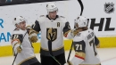 Smith, Marchessault have four points each as Golden Knights beat Sharks
