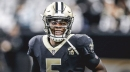 Re-signing Teddy Bridgewater doesn't mean the Saints should not draft a quarterback