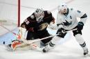 San Jose Sharks Joe Pavelski Out with Lower-Body Injury