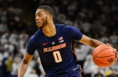 Illinois Basketball 2018-19 Player Review: Alan Griffin