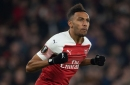 Pierre-Emerick Aubameyang raves over future Arsenal star Folarin Balogun
