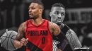 Blazers' Damian Lillard is second in team history with 30-point, 15-assist night