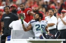 Yes, Earl Thomas' flipping off was for Pete Carroll