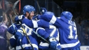 Lightning 'damn proud' to clinch Presidents' Trophy