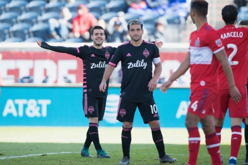 There's a four-headed hydra stalking Sounders opponents
