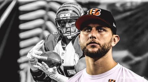 Bengals' Tyler Eifert talks about coming back from 'freak' injury