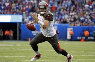 QB Fitzpatrick glad to be on move again, this time to Miami