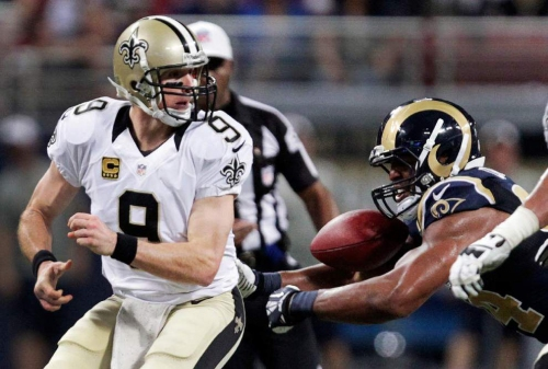 New Orleans Saints reportedly in mix for Robert Quinn, whom Dolphins might trade