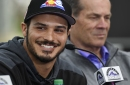 """Rockies' Nolan Arenado on Mike Trout deal: """"Amazing deal for best player"""""""