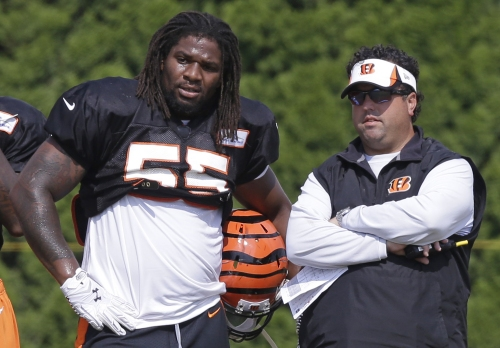 Raiders on the hunt for linebackers, including Vontaze Burfict