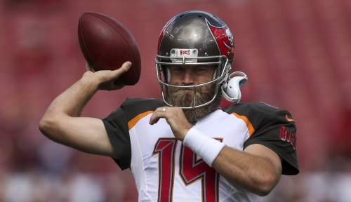 Ryan Fitzpatrick glad to be on move again, this time to Miami