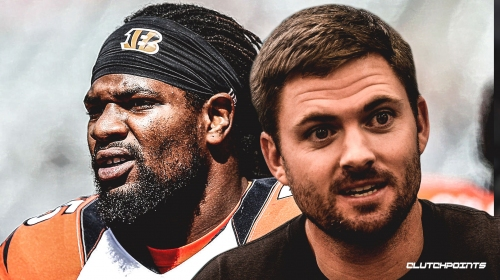 Bengals coach Zac Taylor talks about the team parting ways with Vontaze Burfict