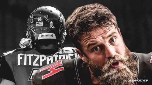 Dolphins QB Ryan Fitzpatrick calls it an 'amazing privilege' for opportunity for another starting job
