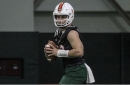 Miami Hurricanes QB Tate Martell's eligibility waiver APPROVED!