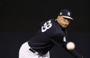 Yankees Injury Update: Dellin Betances has a shoulder impingemint